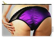 Perfect In Purple Carry-all Pouch