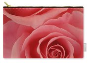 Perfect Pink Roses Carry-all Pouch