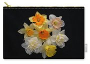 Perfect Ring Of Daffodils Carry-all Pouch