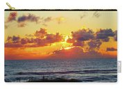 Perfect Sunset Cannon Beach I Carry-all Pouch