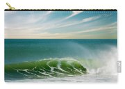 Perfect Wave Carry-all Pouch by Carlos Caetano