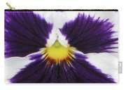 Perfectly Pansy 01 Carry-all Pouch