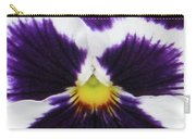 Perfectly Pansy 02 Carry-all Pouch