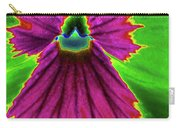 Perfectly Pansy 04 - Photopower Carry-all Pouch