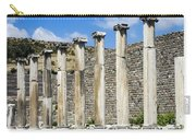 Pergamon Asklepion Colonnade Carry-all Pouch