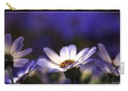 Pericallis On A Cool Spring Evening 4 Carry-all Pouch