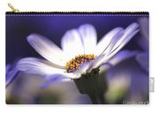 Pericallis On A Cool Spring Evening Carry-all Pouch
