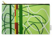 Peridot Party Carry-all Pouch by Tara Hutton