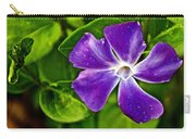 Periwinkle At Pilgrim Place In Claremont-california Carry-all Pouch