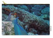 Perky Parrotfish Carry-all Pouch