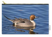Perky Pintail Carry-all Pouch