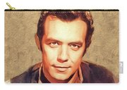 Pernell Roberts, Vintage Actor Carry-all Pouch