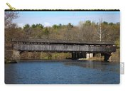 Perrine's Bridge In Spring #2 Carry-all Pouch