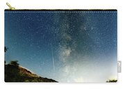 Perseids Meteor Shower  Carry-all Pouch