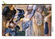 Perseus And The Sea Nymphs 1877 Carry-all Pouch
