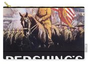 Pershing's Crusaders -- Ww1 Propaganda Carry-all Pouch