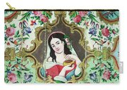 Persian Lady Carry-all Pouch