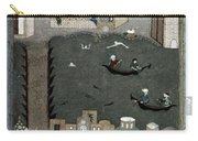 Persian Miniature, 1468 Carry-all Pouch