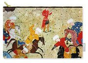 Persian Polo Game Carry-all Pouch