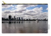 Perth City From South Perth Foreshore  Carry-all Pouch