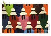 Peru Hat Tapestry Carry-all Pouch