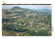Perugia Countryside Carry-all Pouch