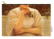 Perugini Charles In The Orangery Carry-all Pouch