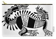 Peruvian Chimera Carry-all Pouch