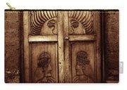 Peruvian Door Decor 11 Carry-all Pouch