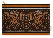 Peruvian Inca Indians Carry-all Pouch