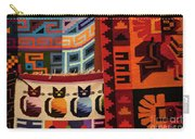 Peruvian Tapestries  Carry-all Pouch