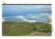 Pescadero Painter Panorama Carry-all Pouch