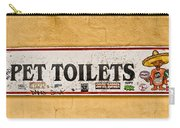 Pet Toilets Carry-all Pouch