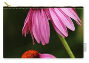 Petals And Quills Carry-all Pouch