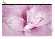 Petals In Pink Carry-all Pouch