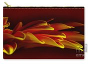 Petals Like Fingertips By Kaye Menner Carry-all Pouch