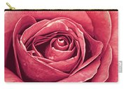 Petals Of A Rose Carry-all Pouch