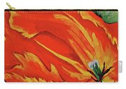 Petals Of Fire Four Carry-all Pouch