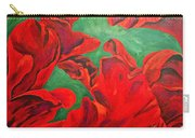 Petals Of Fire Carry-all Pouch