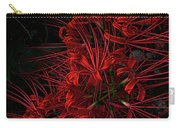 Petals Of Fireworks Carry-all Pouch
