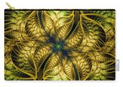 Petals Of Life Carry-all Pouch