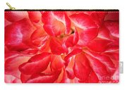 Petals Of Rose Carry-all Pouch