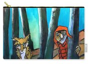 Peter And The Wolf Carry-all Pouch