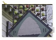 Peter Hay Kitchen Sign Carry-all Pouch