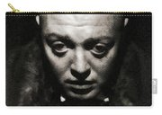 Peter Lorre, Vintage Actor Carry-all Pouch