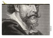 Peter Paul Rubens, 1577-1640. Flemish Carry-all Pouch