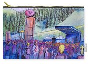 Peter Rowen At Copper Mountain Carry-all Pouch