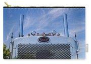 Peterbilt Semi Truck Emblem Carry-all Pouch