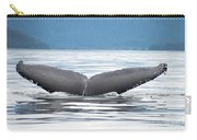 Petersburg Ak Whale Tale 2 Carry-all Pouch