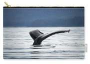 Petersburg Ak Whale Tale 5 Carry-all Pouch